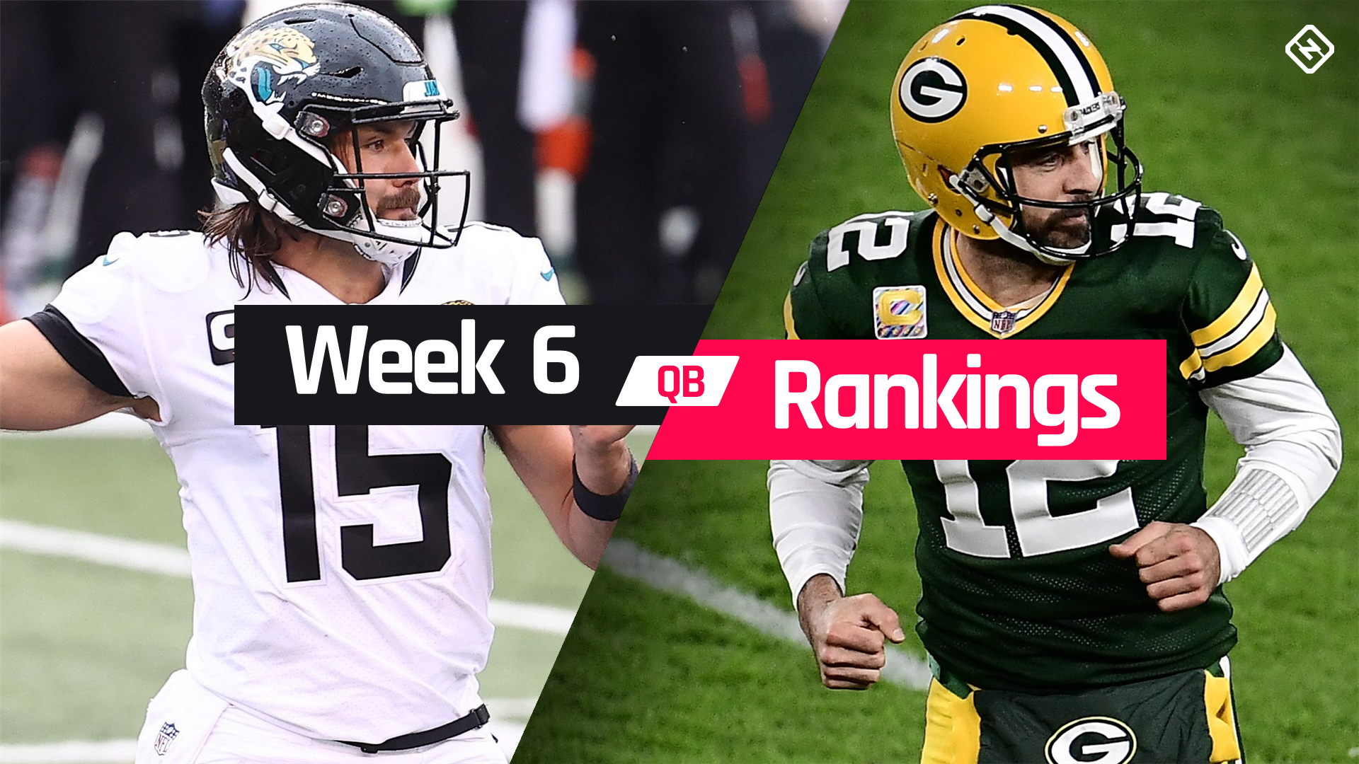 Week 6 Fantasy Football Quarterback Rankings