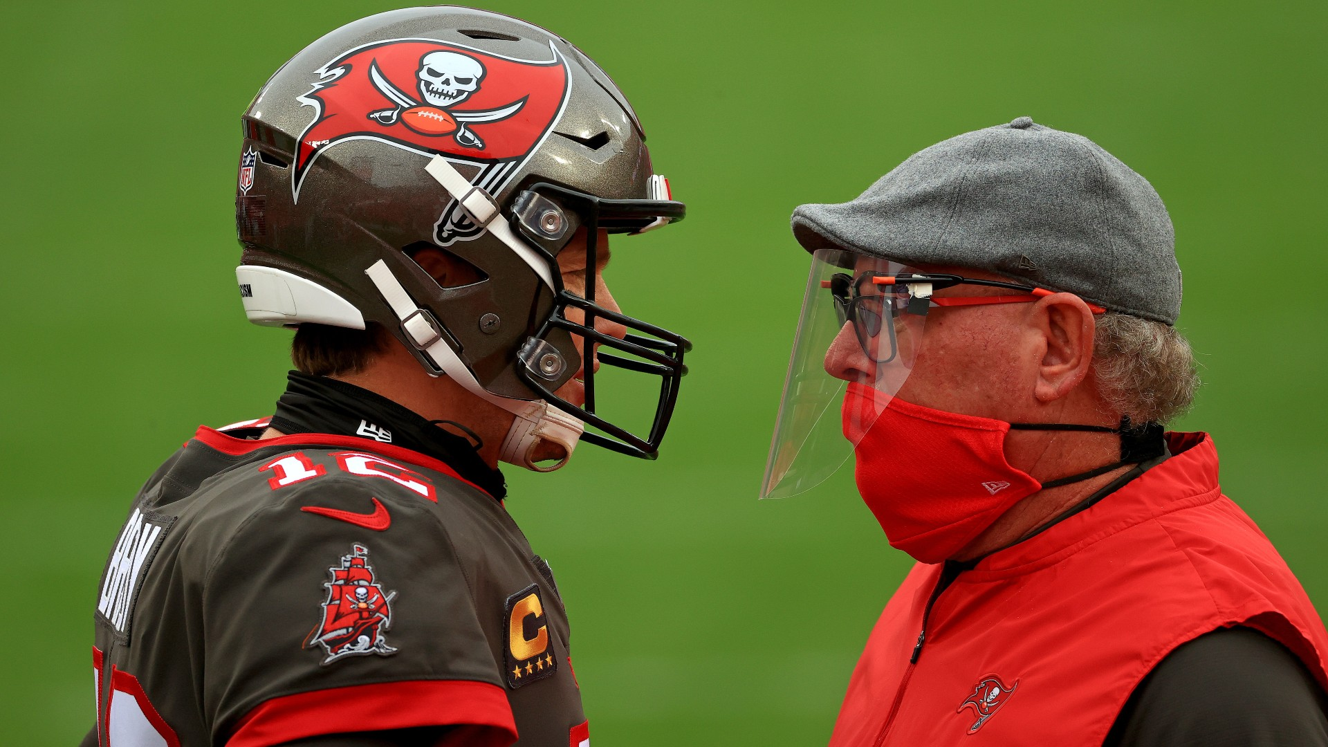 Tom Brady, Bruce Arians overcame early rough patches to get Buccaneers to Super Bowl 55