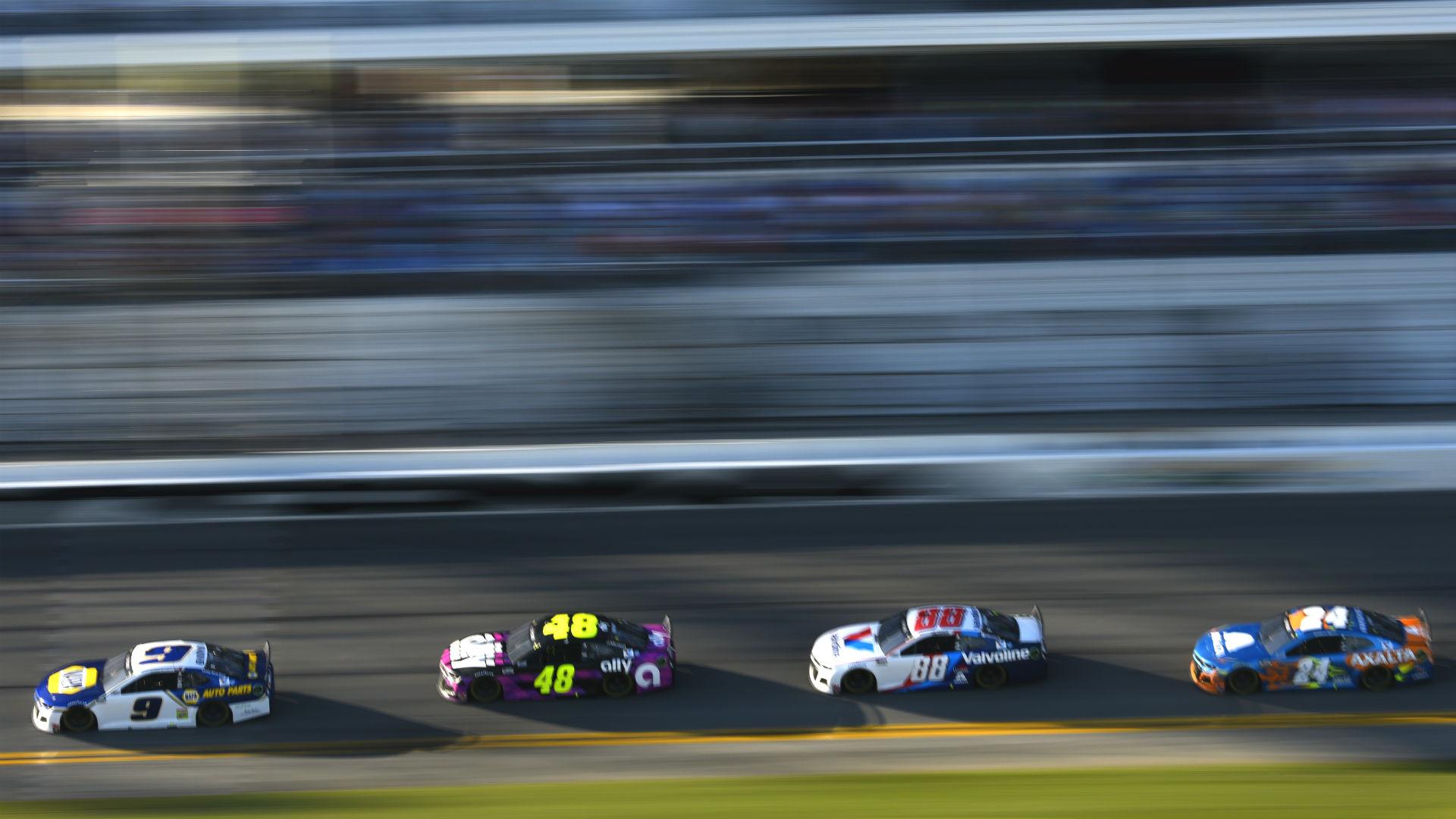 Chase Elliott acelera: el aparente resurgimiento de Hendrick Motorsports no significa nada en marzo 19