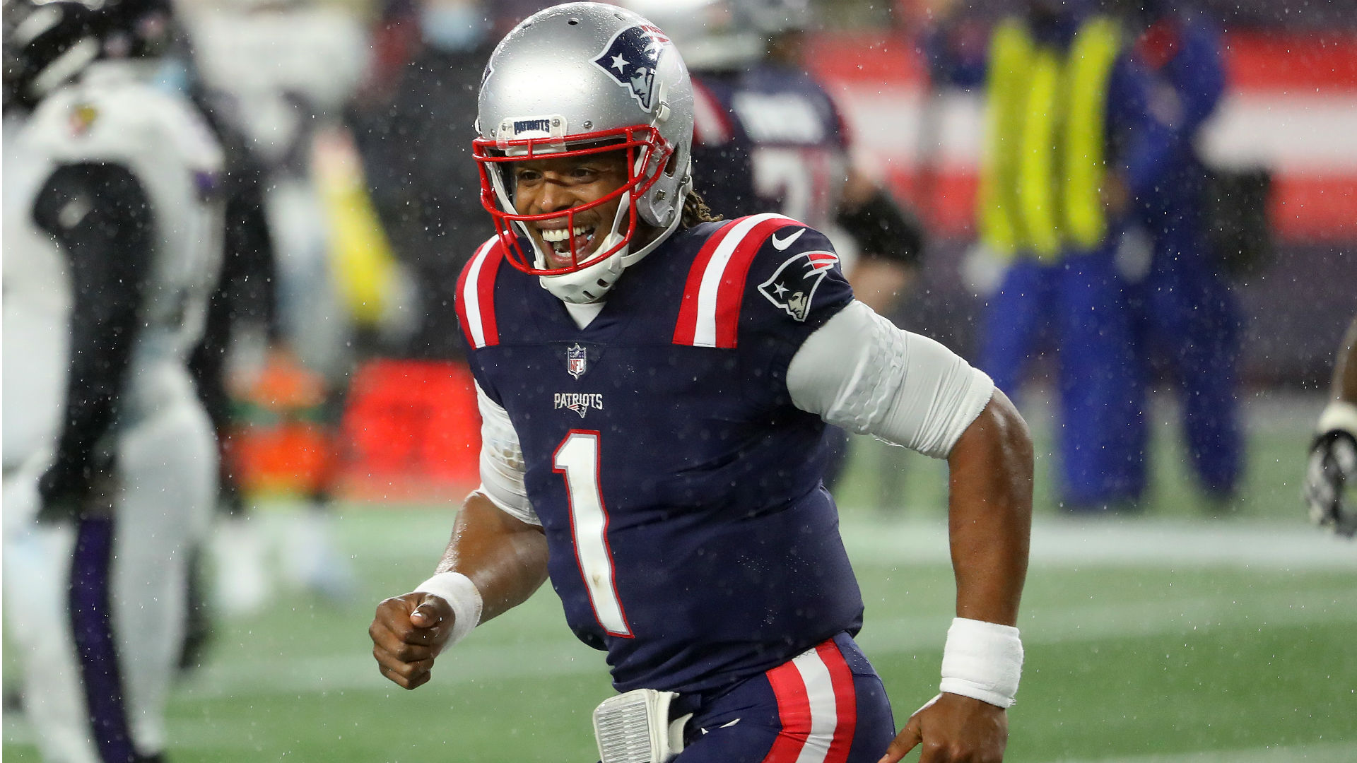 """Patriots vs. Ravens live score, updates, highlights from """"Sunday Night Football"""" game"""