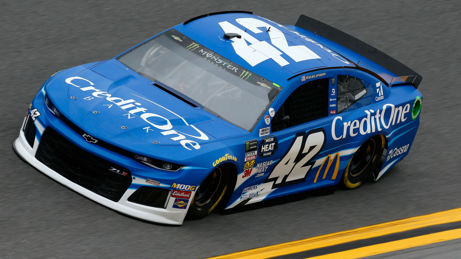 Daytona 500 Starting Lineup Adjusted As Kyle Larson Others Move To Rear Sporting News