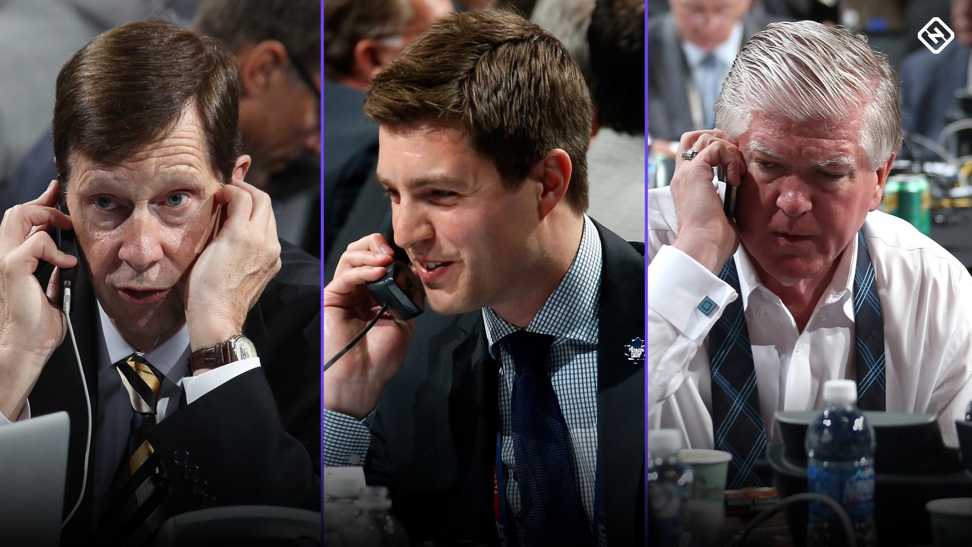 NHL trade deadline tracker: Latest rumors, news, updates for 2021 deadline day