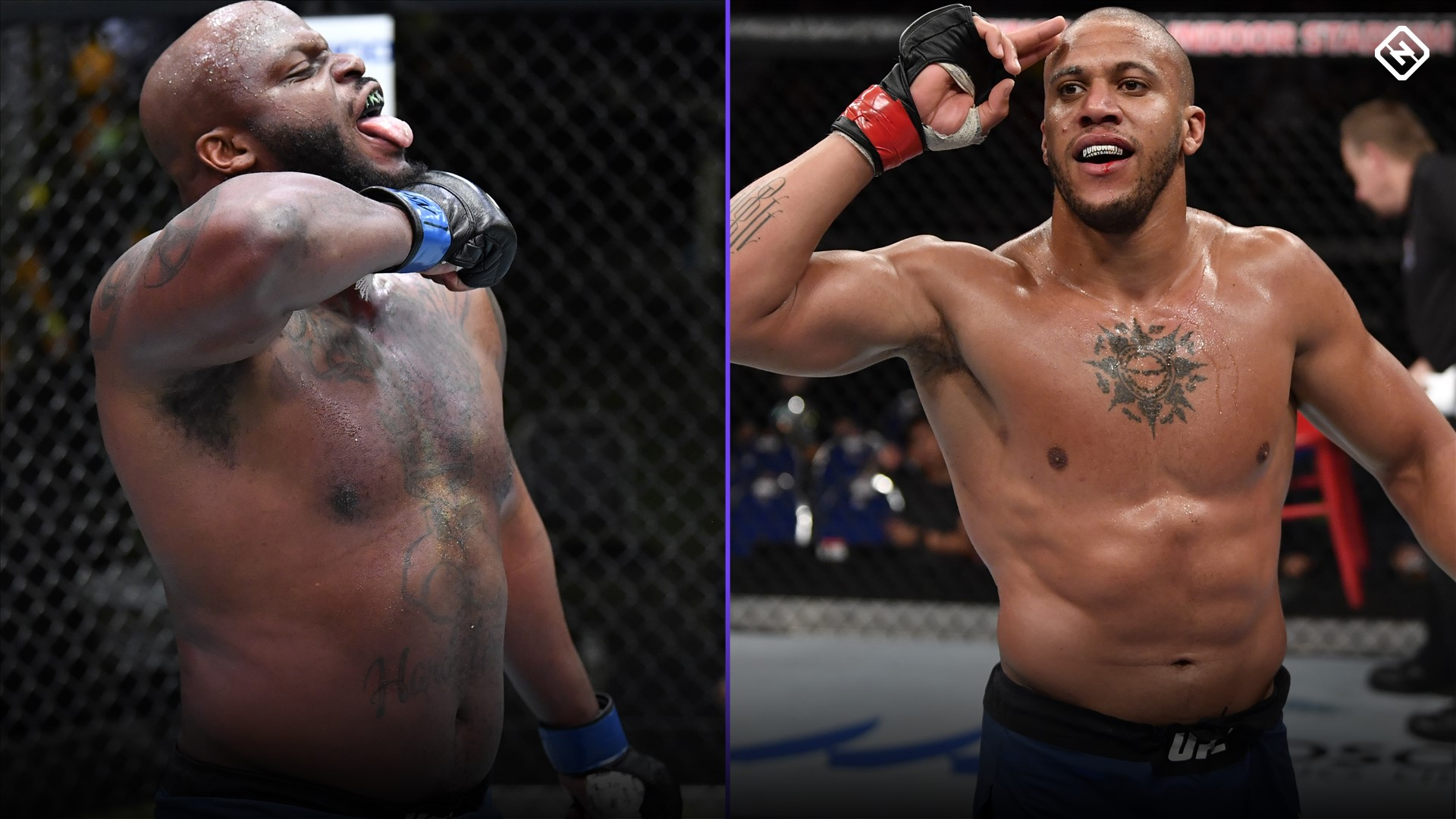 What channel is UFC 265 on tonight?  How to watch, buy Derrick Lewis vs. Ciryl Gane on pay-per-view