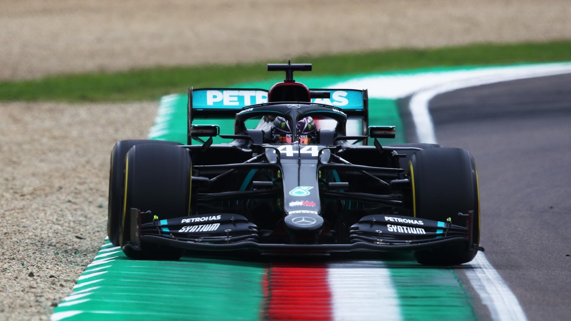 Formula 1 qualifying results: Starting grid for 2021 Emilia Romagna Grand Prix at Imola