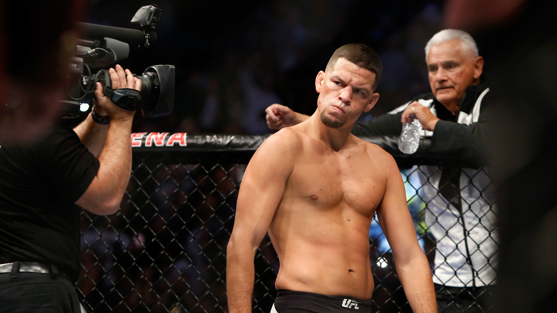 How Nate Diaz became a superstar in the UFC despite an average ...