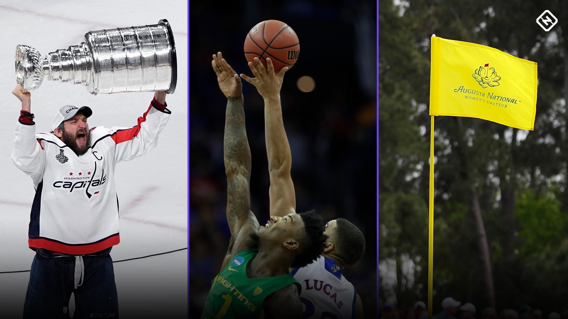 Soporte deportivo cancelado: vote por el evento deportivo que más extrañará esta primavera 1
