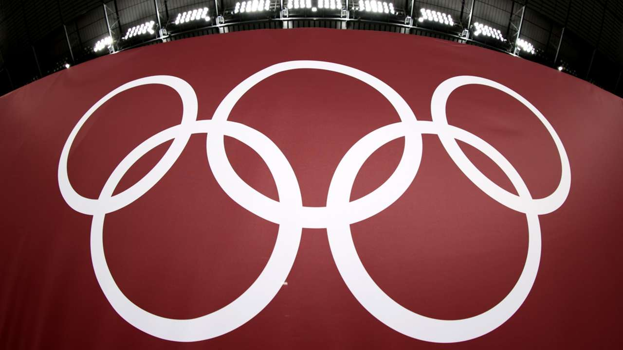 Olympic rings - 2021 Tokyo
