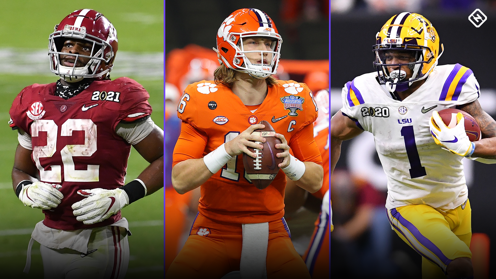 The 8 safest NFL Draft picks in 2021, from Trevor Lawrence to Najee Harris