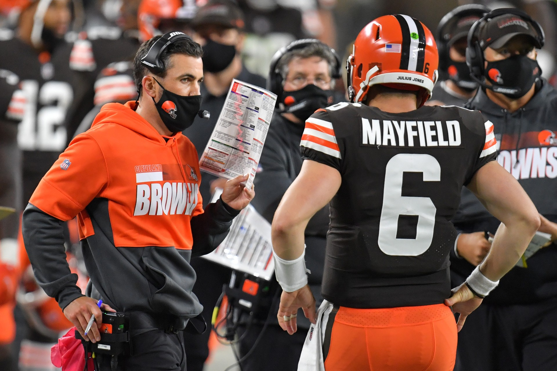 NFL picks, predictions for Week 4: Browns upset Cowboys; Packers, Bears stay unbeaten 5