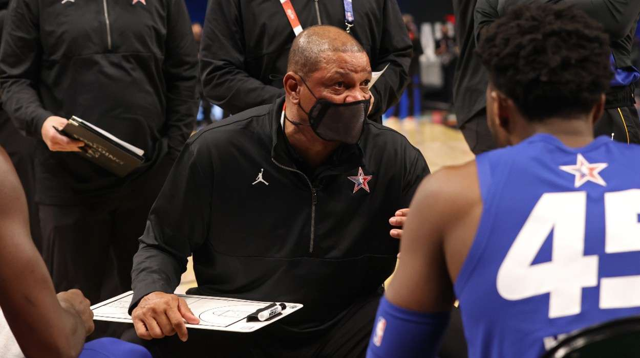 Doc Rivers Team Durant