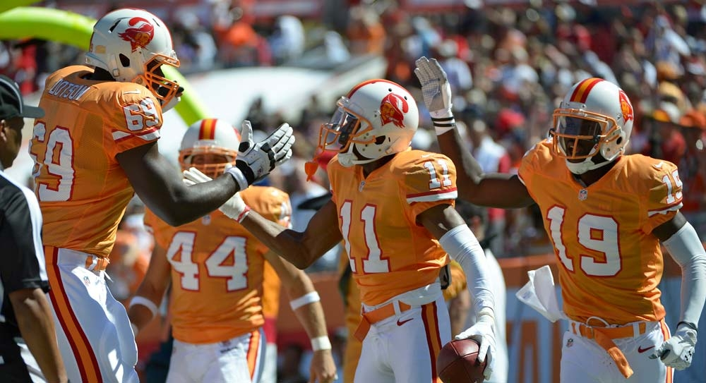 Tampa Bay Bucs Announce New Rule Means No Creamsicle Throwback Uniforms Sporting News