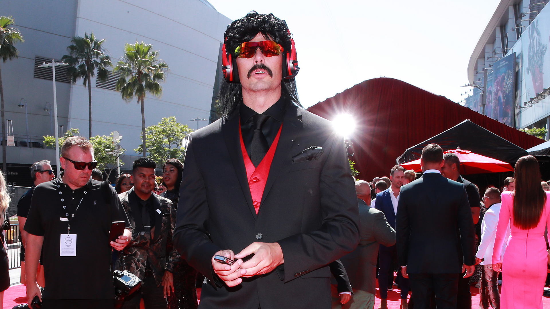 Why is Dr Disrespect banned on Twitch? Here's what we know