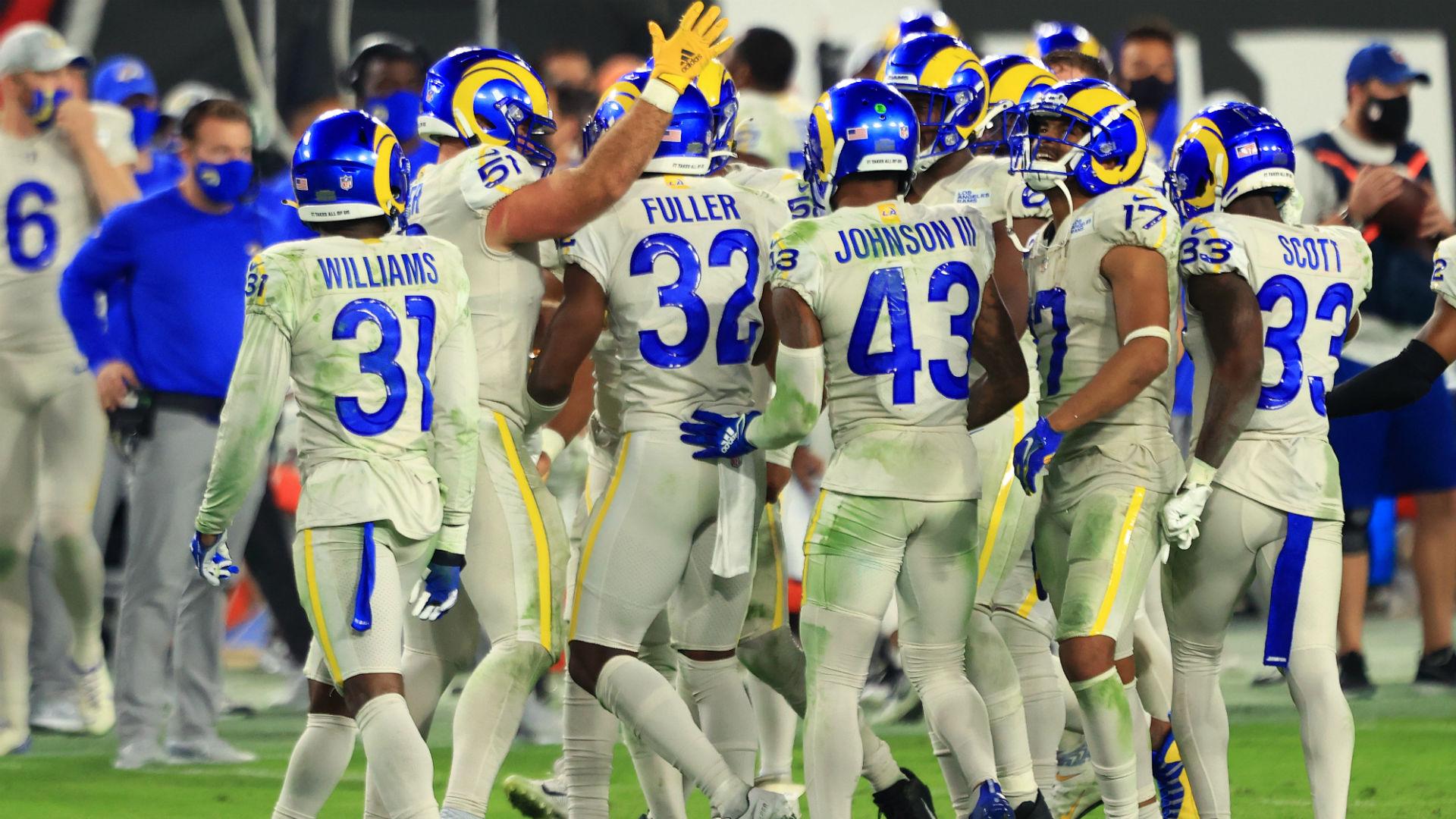 Rams vs. Buccaneers score, results: LA defense shuts down Tom Brady in the second half 1