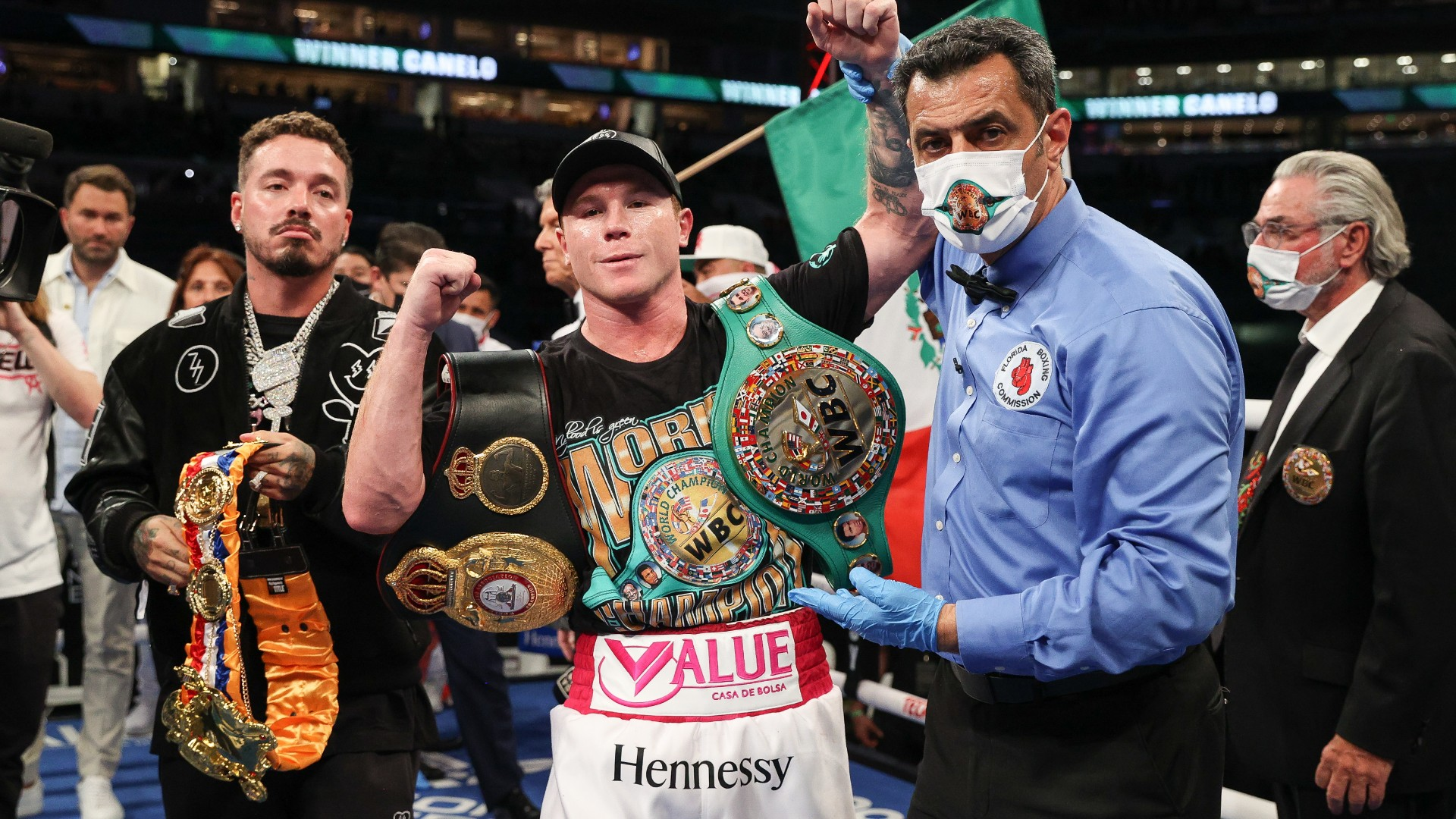 Canelo Alvarez vs. Billy Joe Saunders fights pay-per-view date, time, price, odds and location for 2021 boxing match