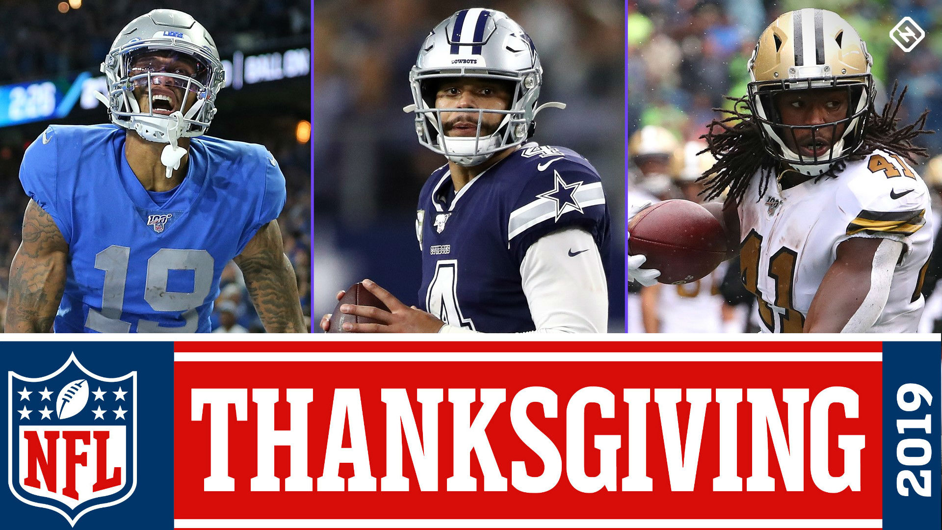 What NFL games are on U.S. Thanksgiving in 2019? Schedule, times, TV channels in Canada