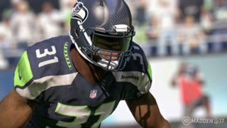 Madden NFL 17 Kam Chancellor