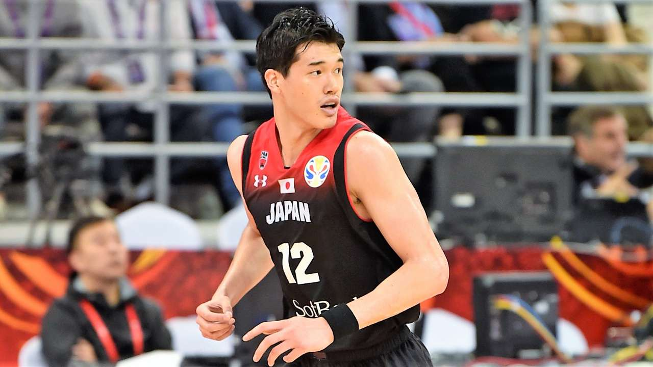 渡邊雄太 Yuta Watanabe FIBA World Cup Japan