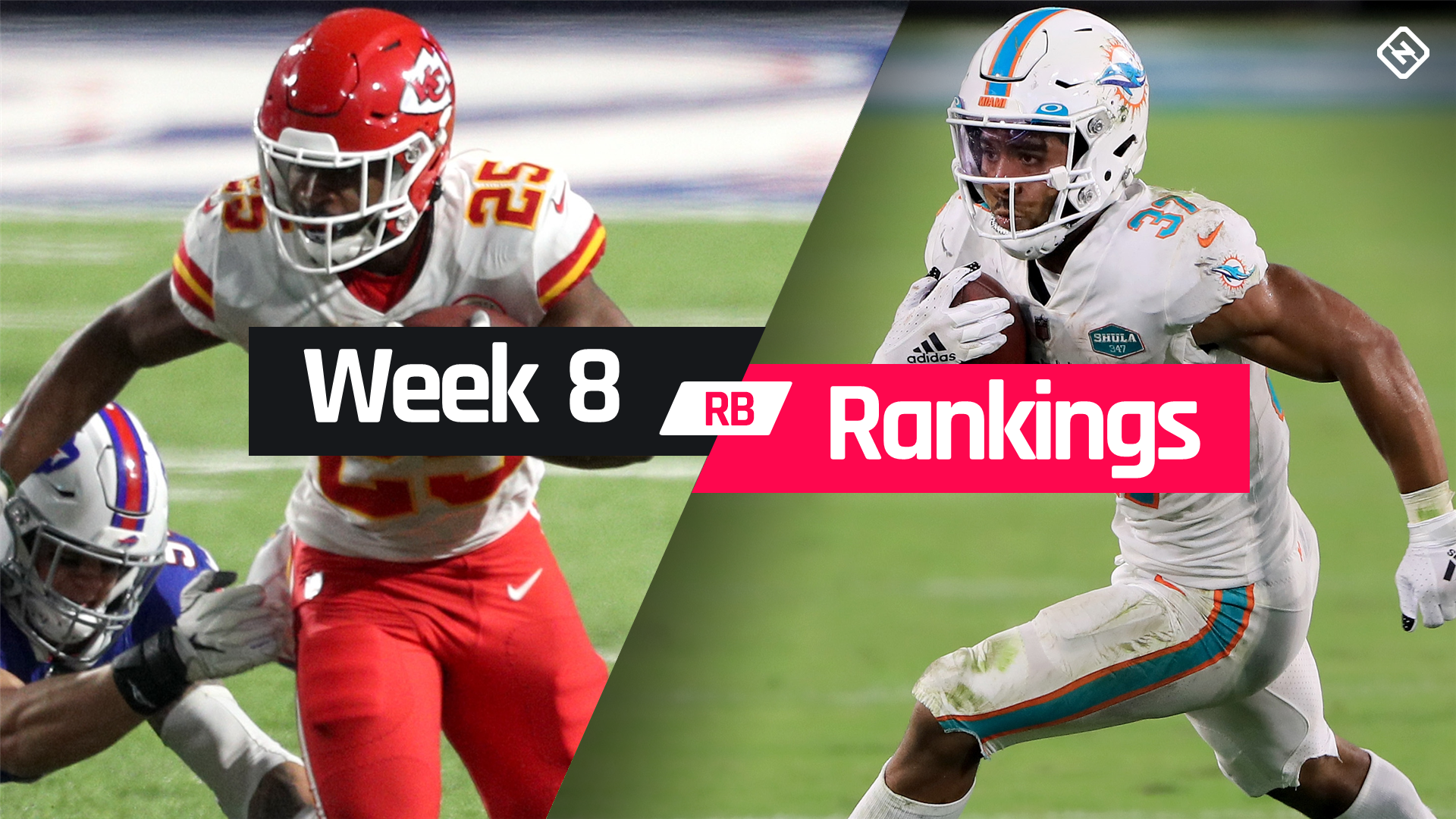 Week 8 Fantasy RB Rankings: Must starts, sleepers, potential busts at running back