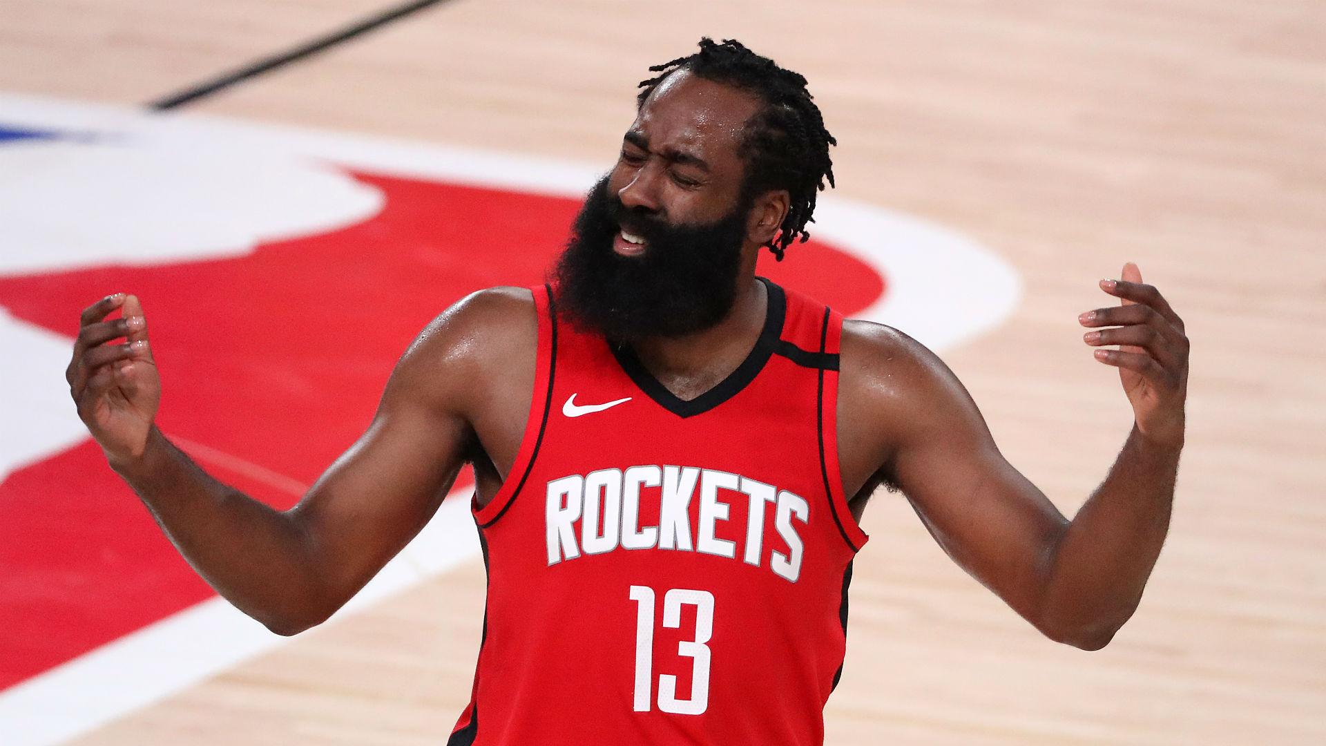James Harden says he did everything he could for the Rockets. He's wrong.