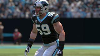 Luke Kuechly Madden NFL 16
