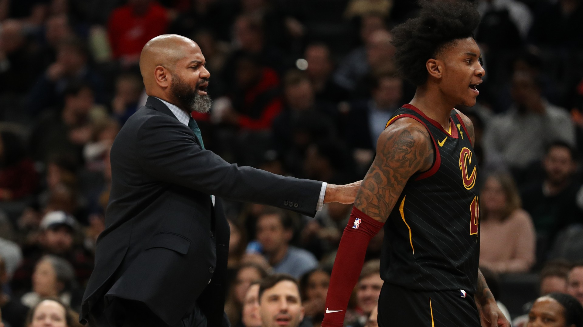 NBA trade rumors: Cavs planning to move Kevin Porter Jr. after locker room outburst