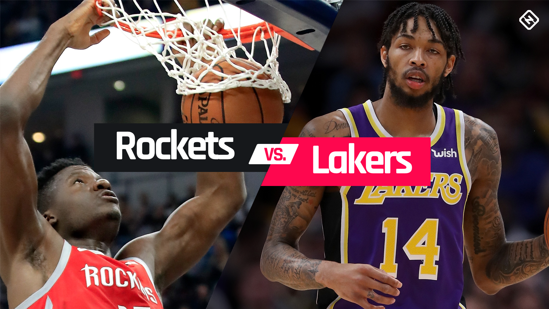 Rockets vs. Lakers: Time, TV channel, how to watch online ...