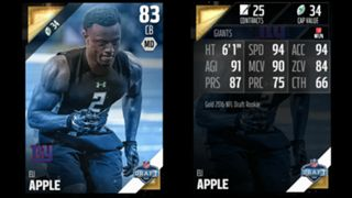 Madden NFL 16 Ultimate Team Eli Apple