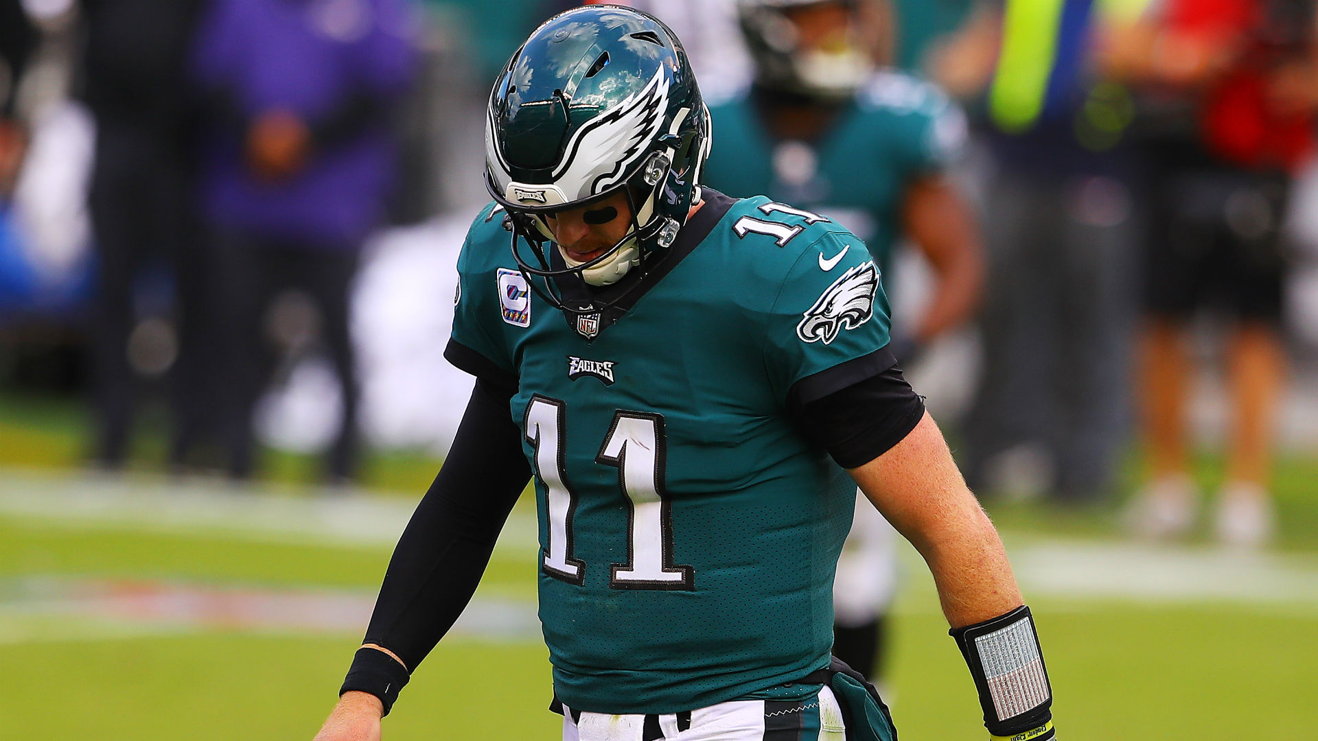 Eagles reportedly plan to keep Carson Wentz for the long haul, but contract plays into it
