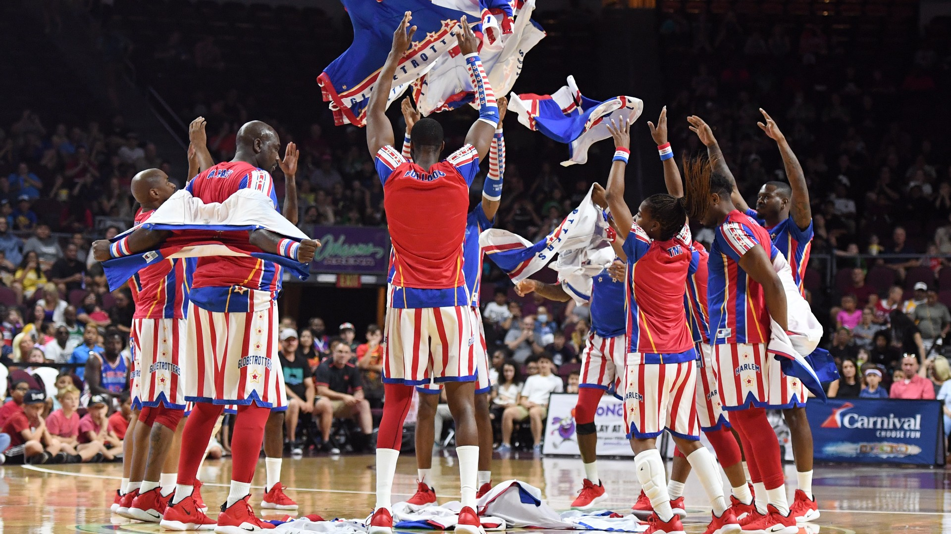 The Harlem Globetrotters have sent a letter to Adam Silver asking him to join the NBA expansion team