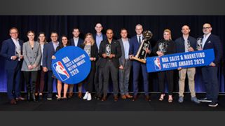 NBA Team Sales & Marketing Awards