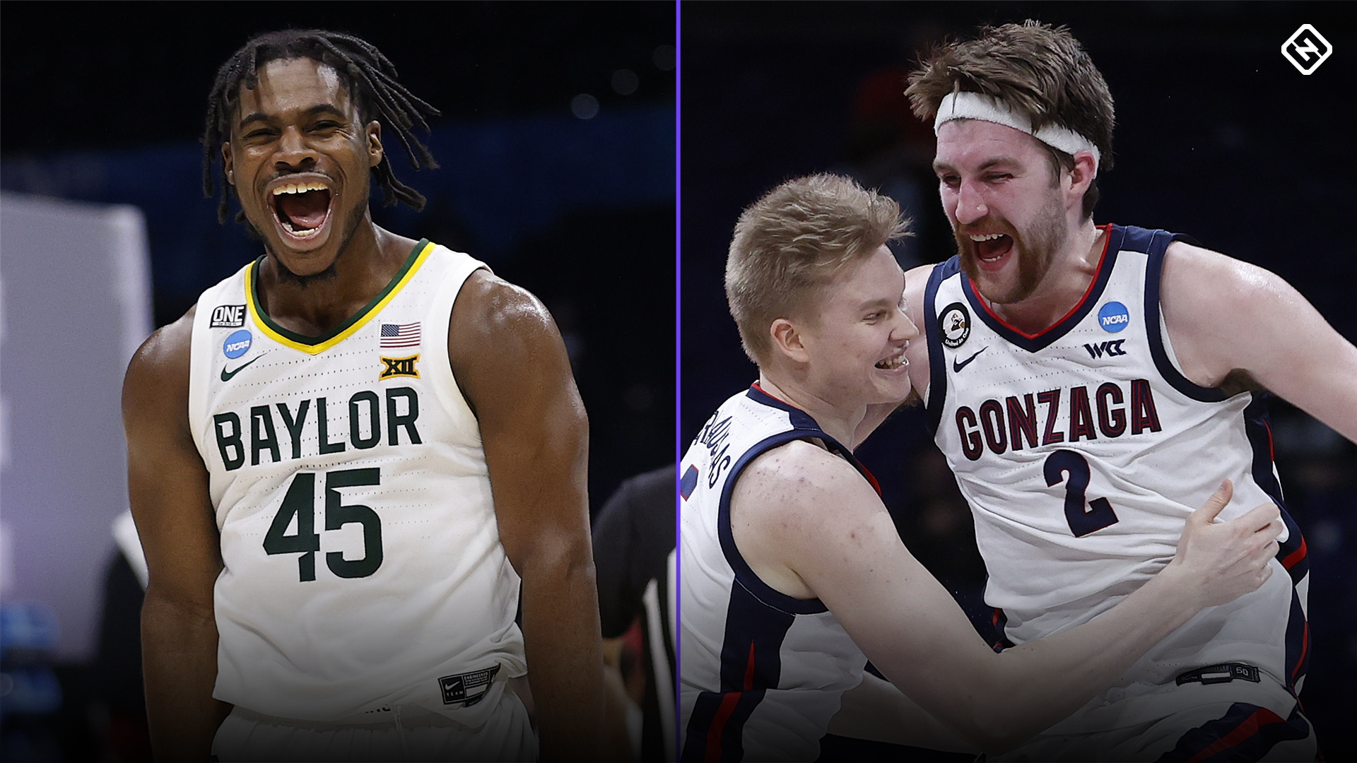 Probability, chances, predictions of the Final Four: Baylor leaves Houston, Gonzaga beats UCLA to win 2021 title