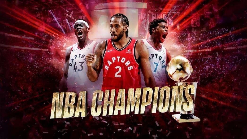 NBA Finals 2019 Toronto Raptors