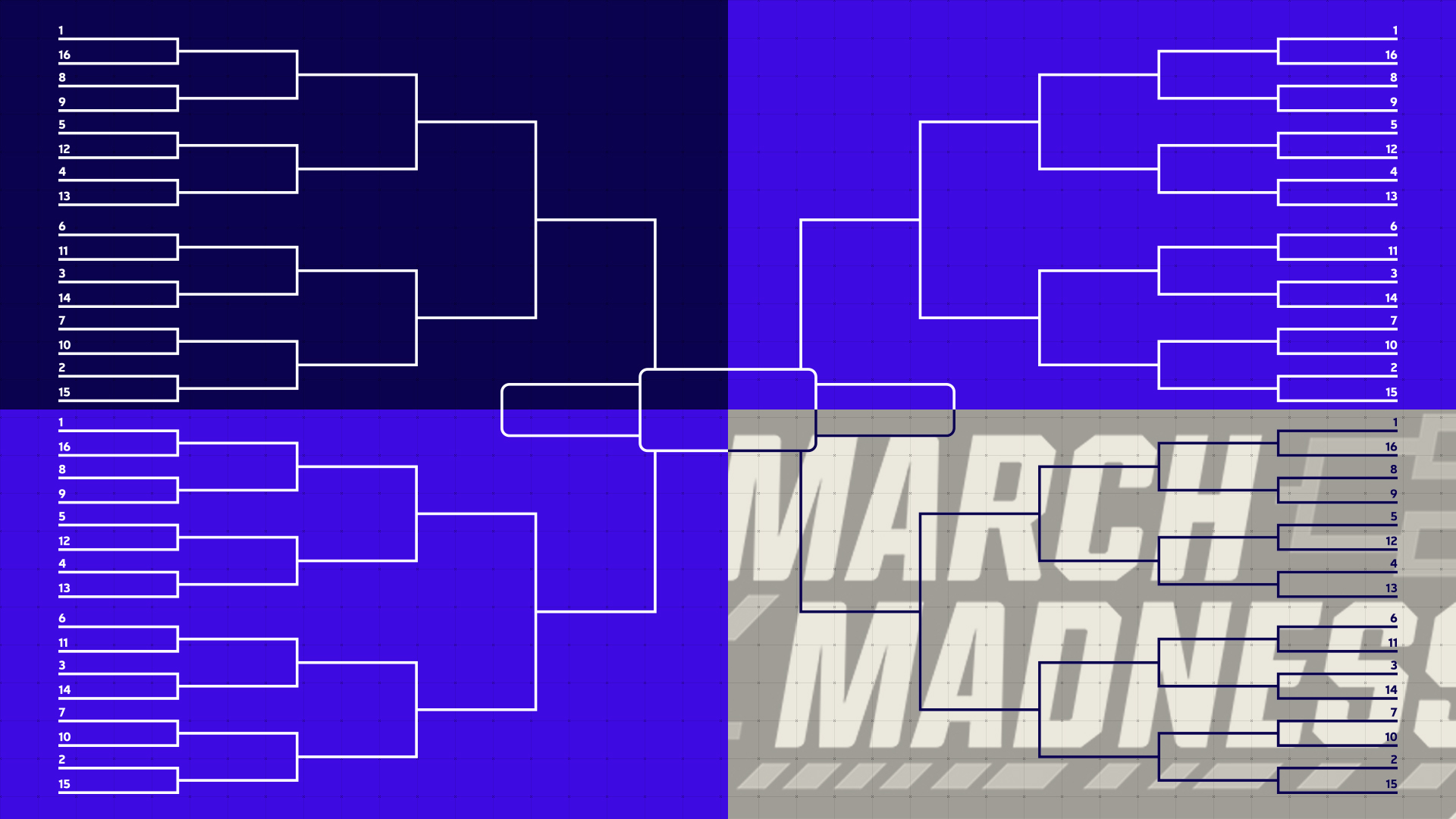 Missing March Madness 2020: Sweet 16 resultados de votación del grupo de torneos de la NCAA, Día 2 48