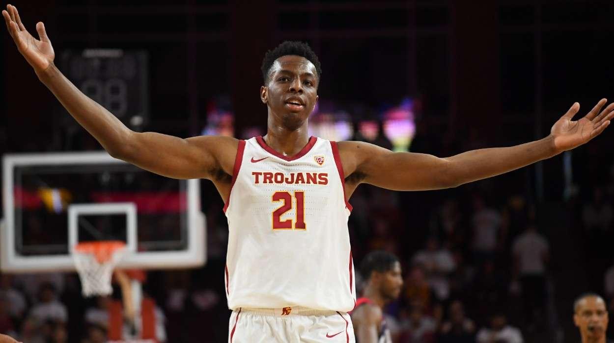 Onyeka Okongwu USC Trojans