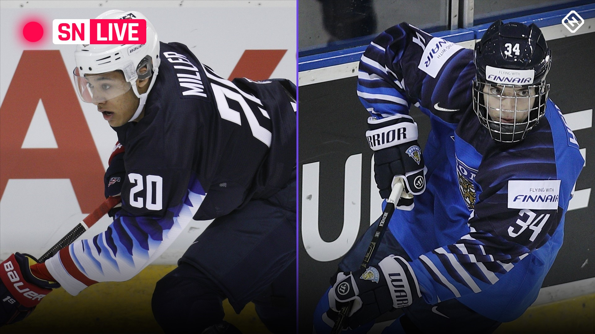 USA vs. Finland: Live score, highlights, updates from 2020 World Juniors quarterfinals