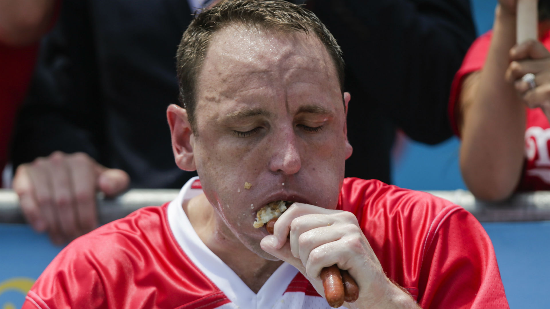 What channel is the hot dog eating contest on today? Time, TV schedule for Nathan's 2020 1