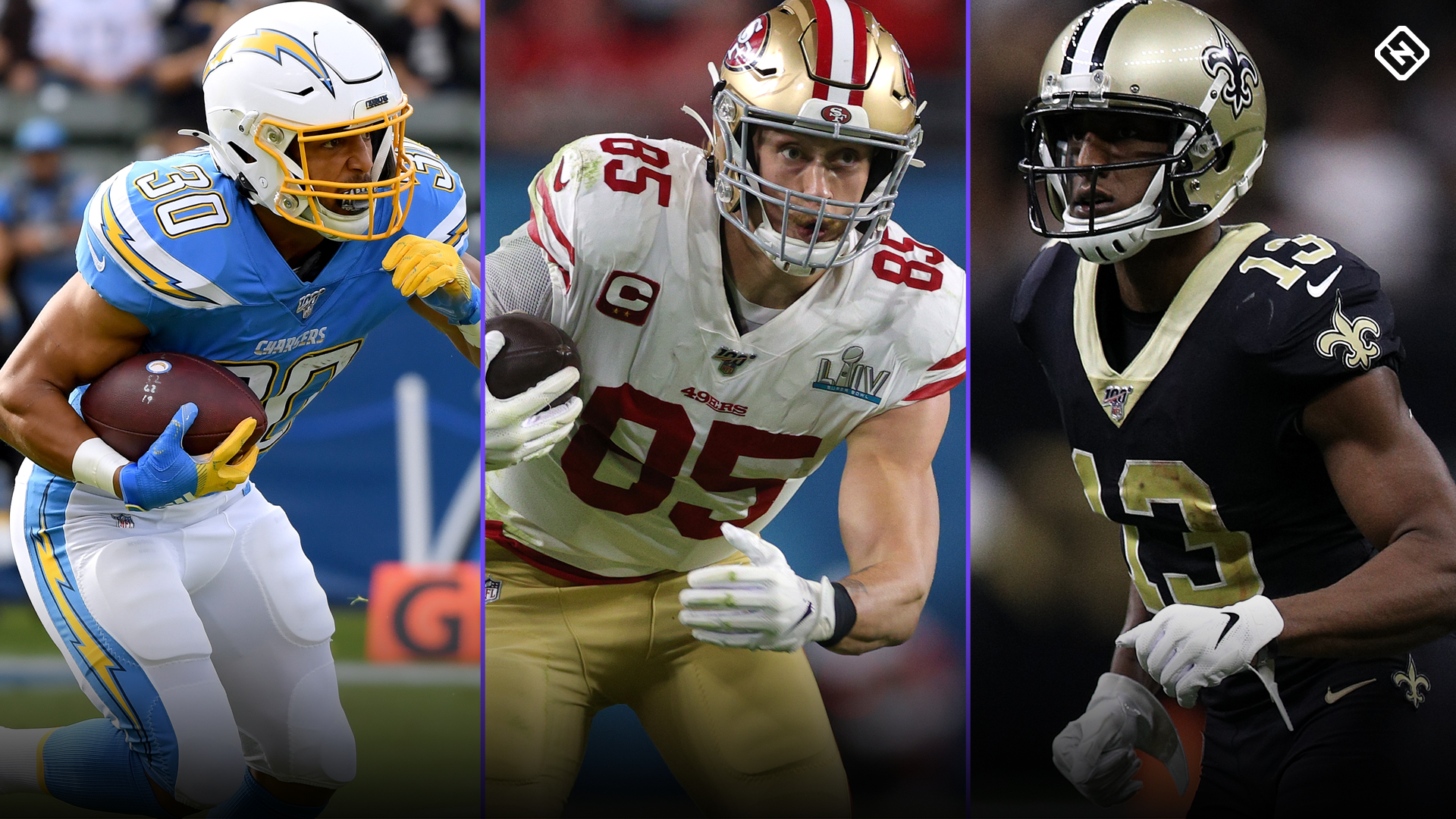 Updated 2020 Fantasy PPR Rankings: Top 200 cheat sheet 1