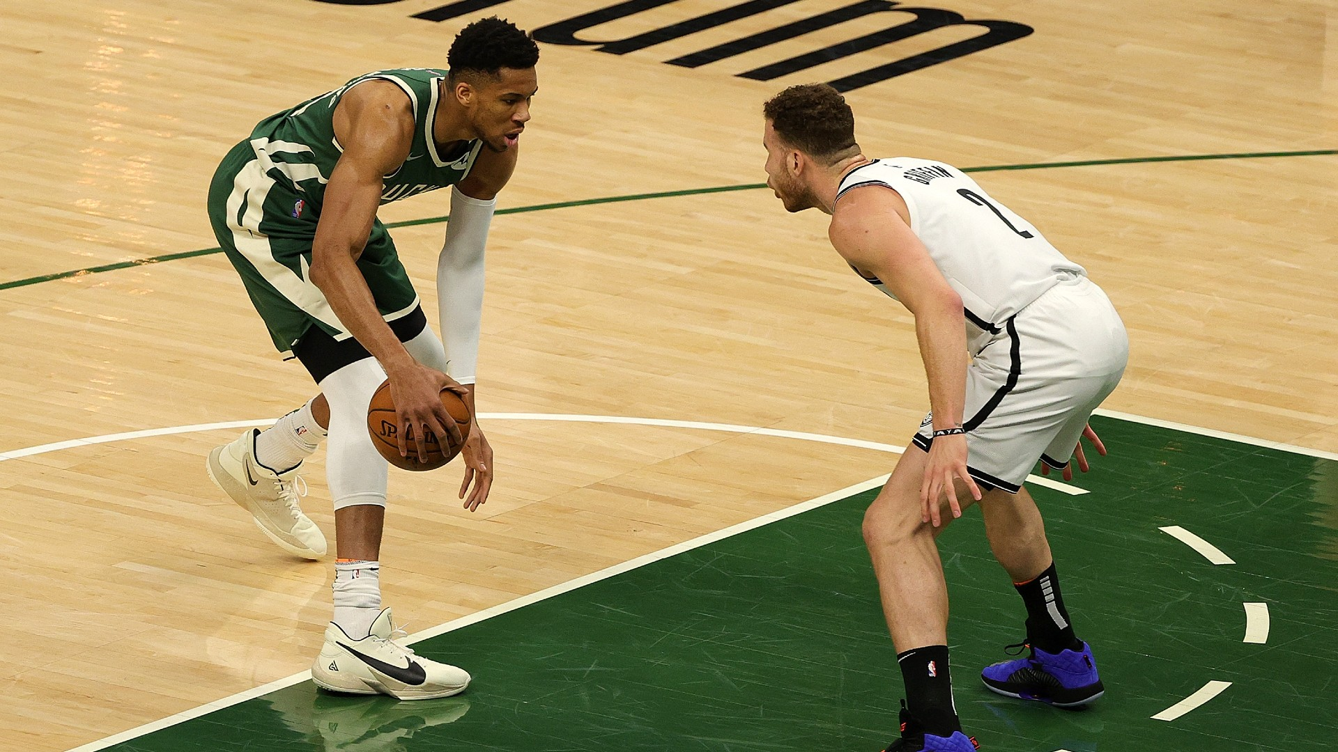Giannis Antetokounmpo, the Bucks need to improve on the 3rd game to throw the Nets