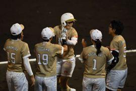 ソフトボール女子日本代表