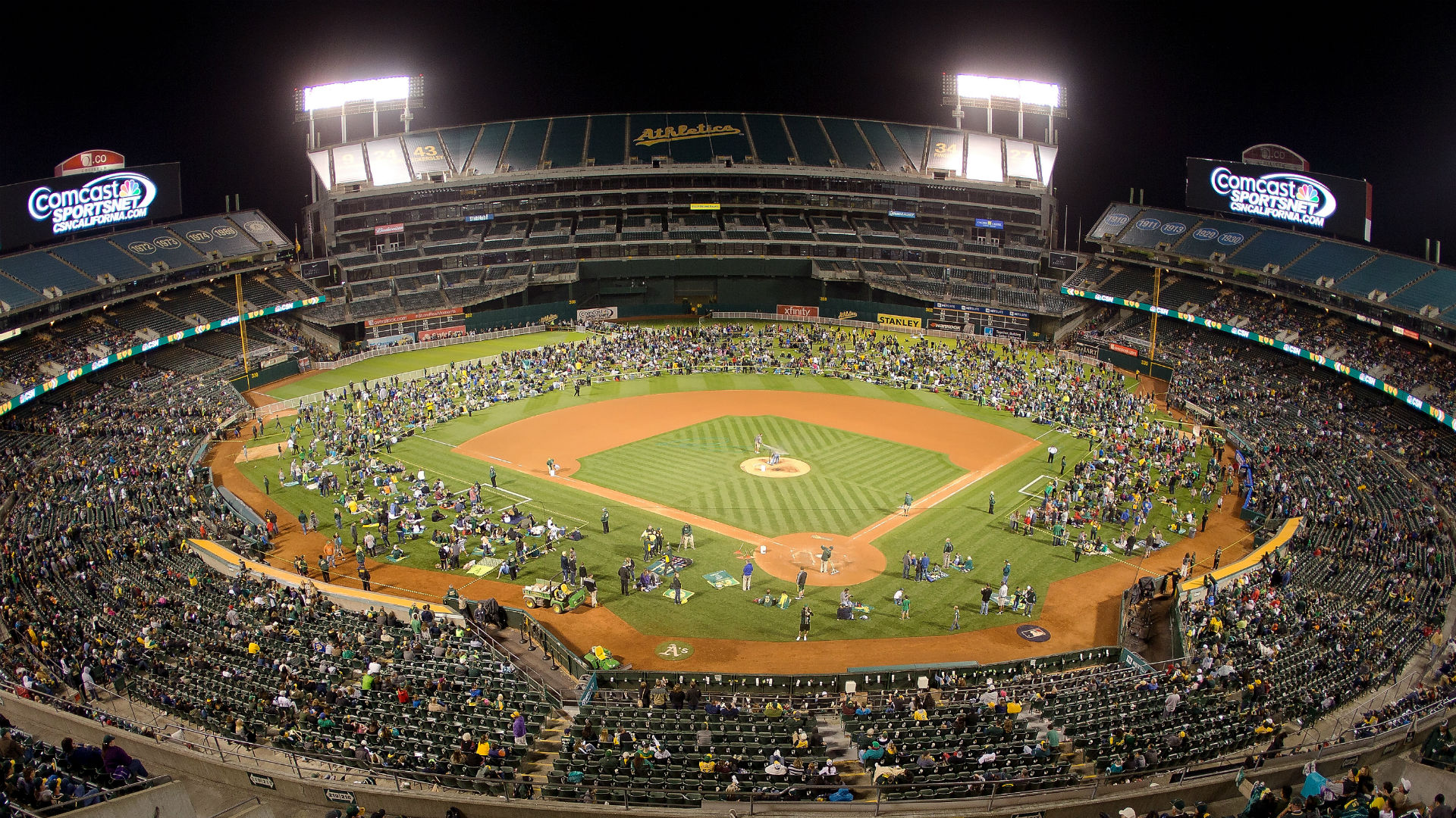 A's owner John Fisher decides to pay minor league players, says he 'made a mistake' 1