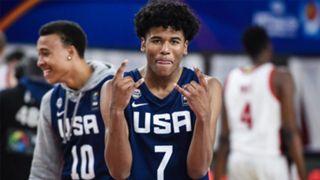 Jalen Green USA FIBA