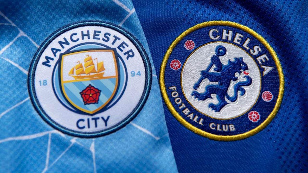 Manchester City vs Chelsea - Champions League