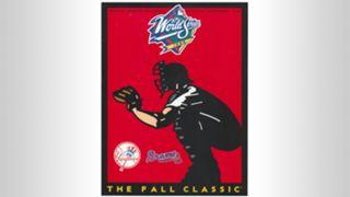 1999 World Series program