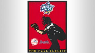 1999 World Series program