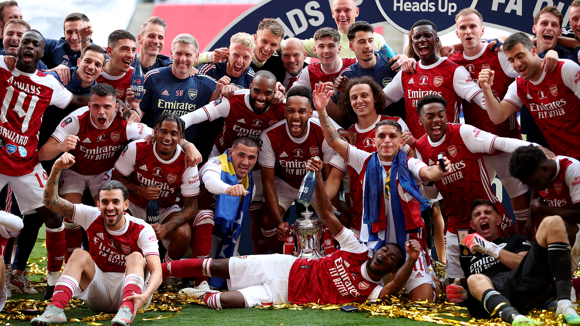 FA Cup final score: Arsenal takes down Chelsea for record 14th ...
