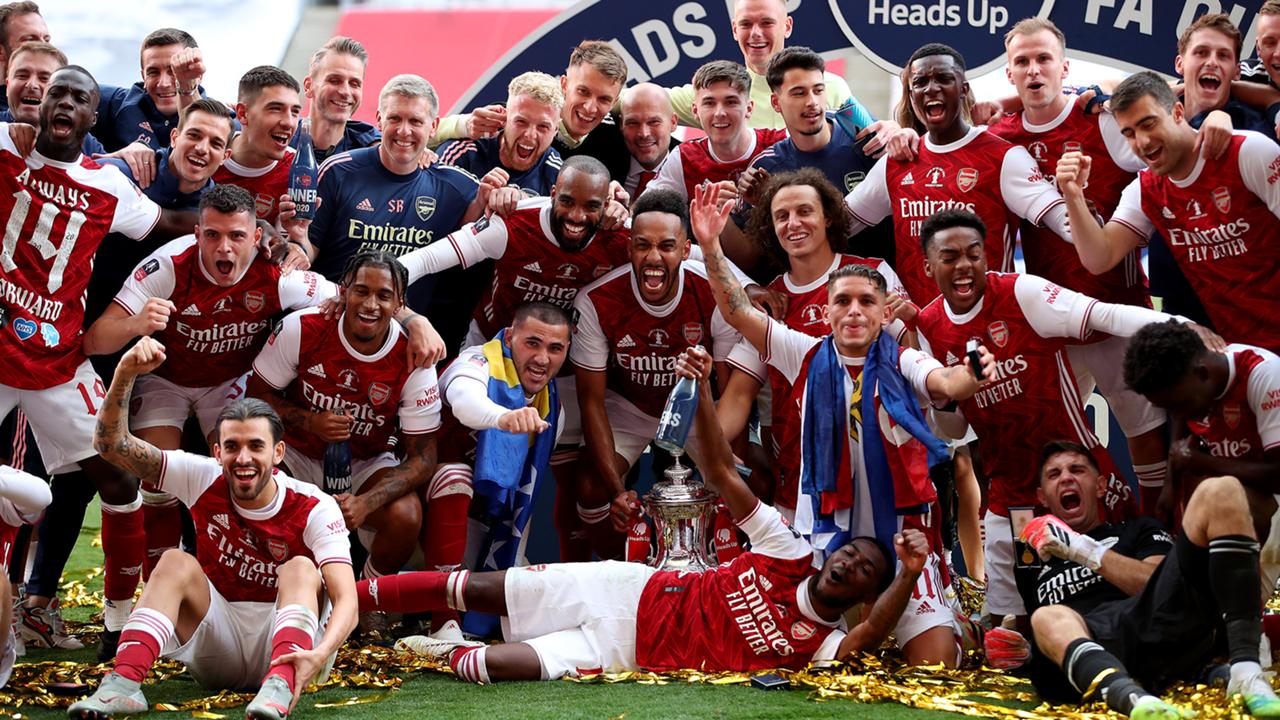 fa cup final - photo #8