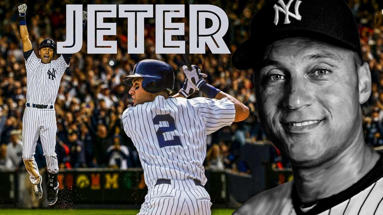 Derek Jeter photos