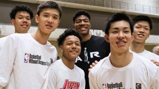 八村塁 Rui Hachimura Wizards BWB Asia 2019