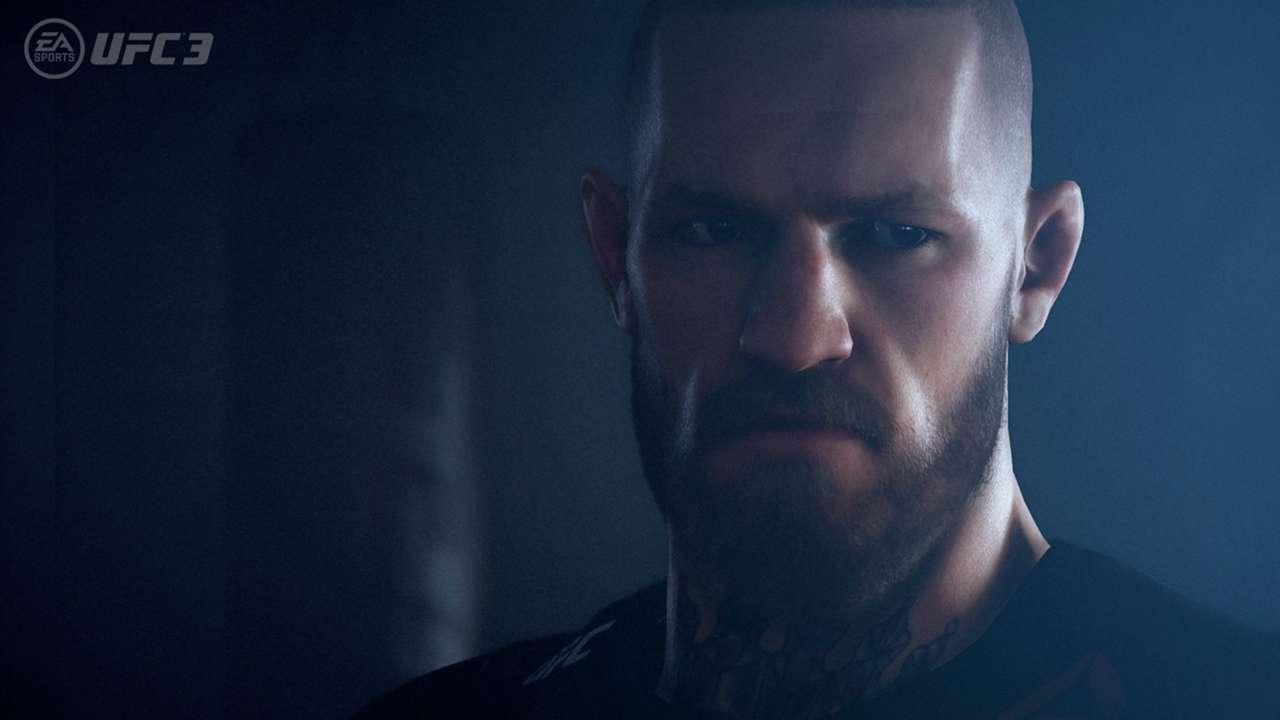 Conor McGregor EA Sports UFC 3