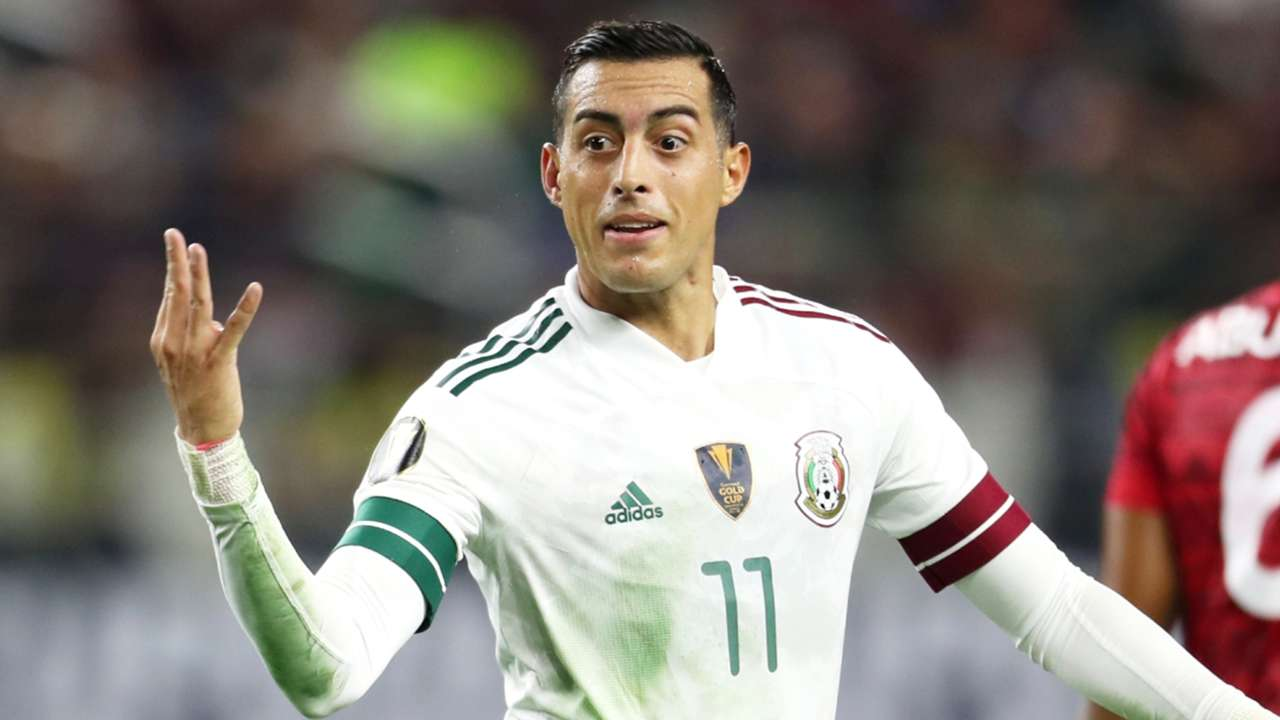 Rogelio Funes Mori - Mexico - 2021 Gold Cup